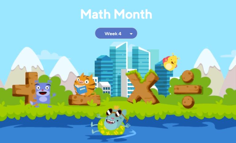 Math Month